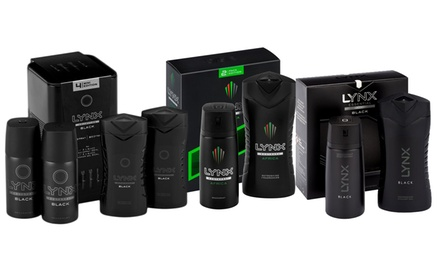 Lynx Gift Sets for £10.99