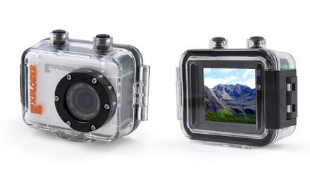 Video cámara 12 mega pixels por 54;95 € (54,95 € (63% de descuento)