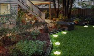 Pavés LED solaires