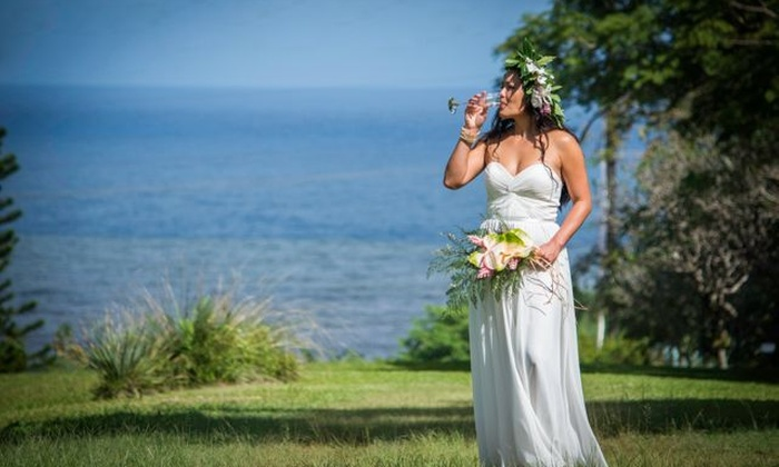 Botanical World  Adventures - Kamaee Ahupua`a: $1,250 for a Wedding Event Venue for Up to 50 People at Botanical World Adventures ($2,500 Value)