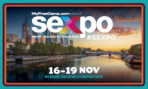 SEXPO: SEXPO - One-Day Entry for $18.50, 16 - 19 November, Melbourne Convention and Exhibition Centre - Don't Pay $35