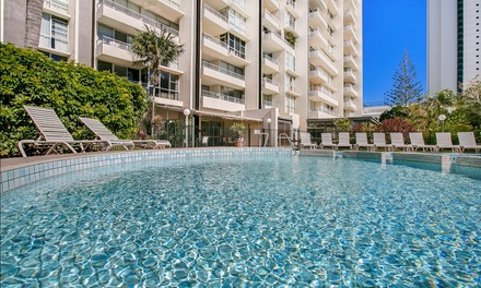 Surfers Paradise: Up to Five Nights for Two or Four with Late CheckOut at Golden Gate Resort