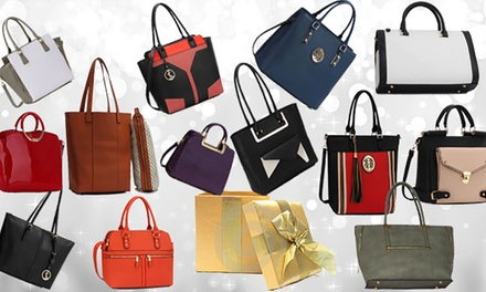 One, Two, or Three Mystery Design Handbags Lucky Dip Deal