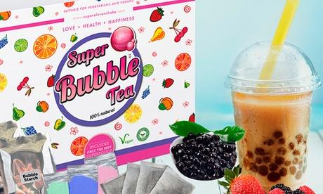 Pack de té de burbujas para 5, 10 o 20 días desde 16,90 €