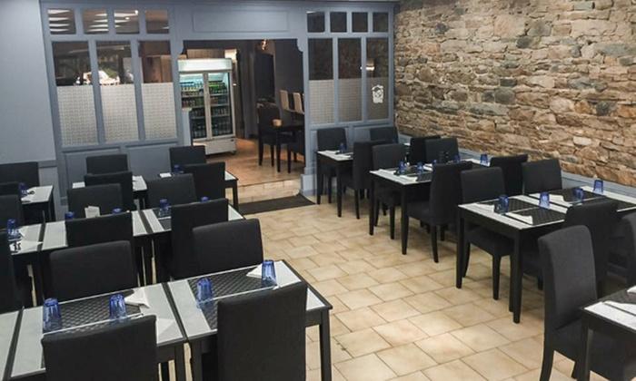 Repas savoureux pour 2 la table du boucher groupon - Restaurant la table du boucher arcachon ...