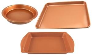 Baking Pans, Cookie Sheet, or Baking Pan and Cookie Sheet Bakeware Set