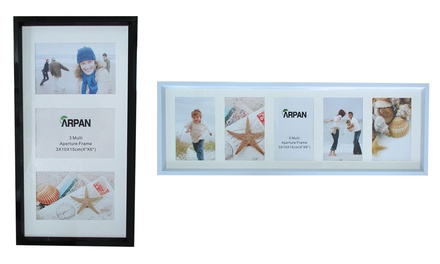 Multiple Photo Picture Photo Frame in Choice of Design from £7.99