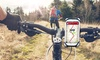 Silicone Smart Phone Holder for Bicycles