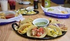 Up to 48% Off Food and Drinks at Horchata
