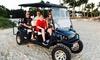 Up to 29% Off Golf Cart Rental at Island Safari Tours