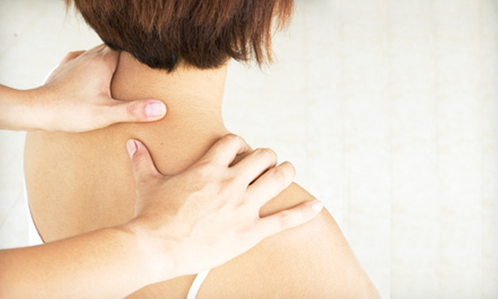 Madison Avenue Chiropractic Center - New York City: $29 for a 60-Minute Massage, Consultation, Exam, and X-rays at Madison Avenue Chiropractic Center (Up to $360 Value)