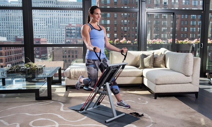 Up To 57 Off On Weider Bungee Bench Groupon Goods