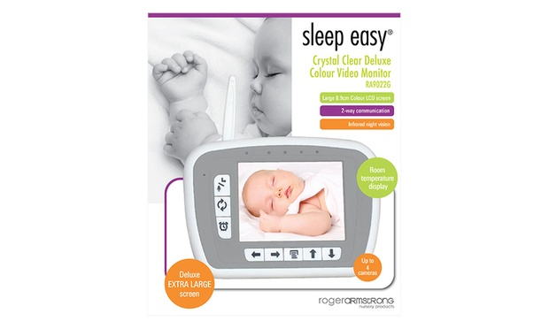 roger armstrong baby monitor instructions