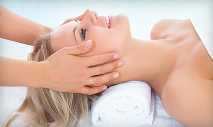 Facelogic Spa - Facelogic Spa : One or Two Spa Packages with Massage or Facial and Cupcake at Facelogic Spa (Up to 58% Off)