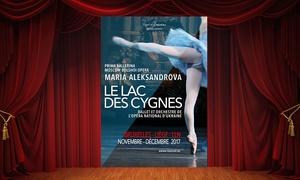"""Glenn Miller & The Platters: Het grote spektakel """"Het Zwanenmeer"""" met de artiesten van Het Nationale Ballet van de Opera van Oekraïne"""