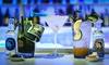 Molekulares Cocktail-Menü