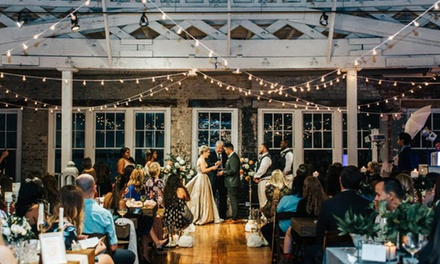 General Admission for 1, 2, or 4 to The Big Fake Wedding Austin on October 18 (Up to 55% Off)