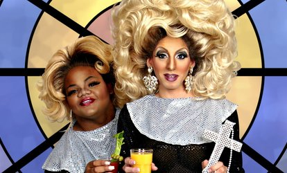 DIVAS Soul Sundays!: Classic Drag Queen Acts and Celebrity Impersonations (March 11–December 9)