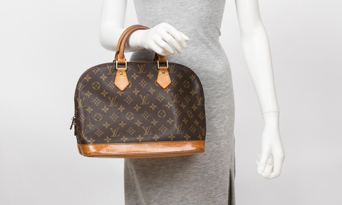 Pre-Loved Louis Vuitton Alma Bag  8e7a4b911e671
