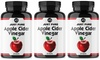 Angry Supplements Just Pure Apple Cider Vinegar (1-, 2-, or 3-Pack): Angry Supplements Just Pure Apple Cider Vinegar (1-, 2-, or 3-Pack)