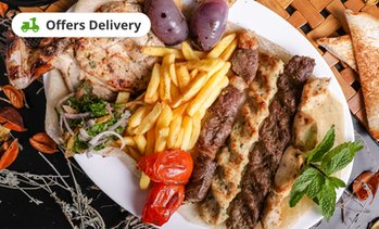 AED 60 Toward Delivery Only Menu