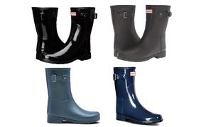 Hunter Original Women's Refined Short Rain Boots