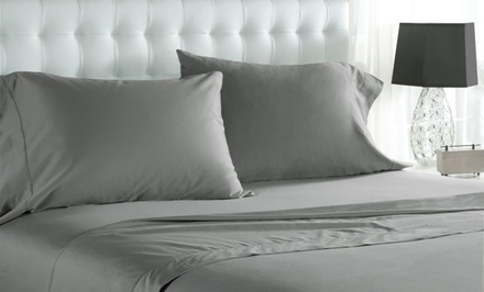Andiamo 500 Thread-Count Egyptian Cotton Sheet Sets