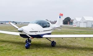 Rundflug Bremen AirSmaragd: 20, 40 oder 60 Min. Rundflug im Ultraleichtflugzeug für 1 Person mit Rundflug Bremen AirSmaragd (bis zu 36% sparen*)