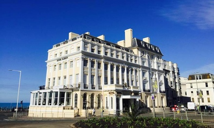 Brighton: 1 Night with Breakfast • Holiday deals Royal Albion Hotel Brighton