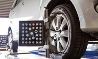 3D Four-Wheel Alignment Car Service at David Dexters (30% Off)