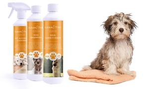 Soins hygiène pour chiens