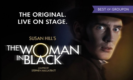 The Woman in Black, 3 8 April at The Churchill Theatre, Bromley