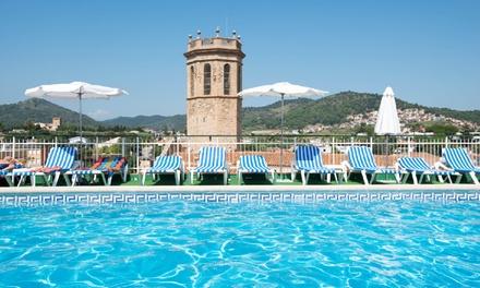 Espagne - Pineda de Mar : 7 nuits en pension complète à l'hôtel Mercè pour 2 à 3 personnes