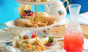 Annvita Tea Room: High Tea Specialty Menu for Two, Four, or Six at Annvita Tea Room (41% Off)