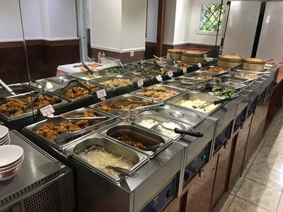 Buffet chinois à volonté pour 1 personne le midi en semaine ou le week-end dès 10,50 € au restaurant Jiang Nan