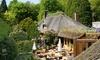 Normandië: romantische kamer met tuin/balkon incl. ontbijt en diner