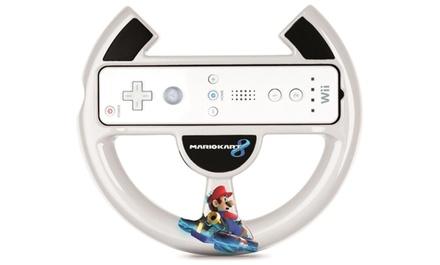 Nintendo Wii U/Wii Mario Kart 8 Racing Wheel