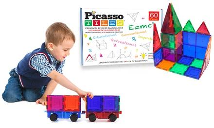 PicassoTiles 3D Magnetic Building Block Sets. Multiple Options Available.