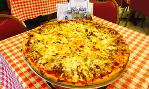 Mineo's South Pizzeria: Pizza at Mineo's South Pizzeria (Up to 50% Off). Two Options Available.
