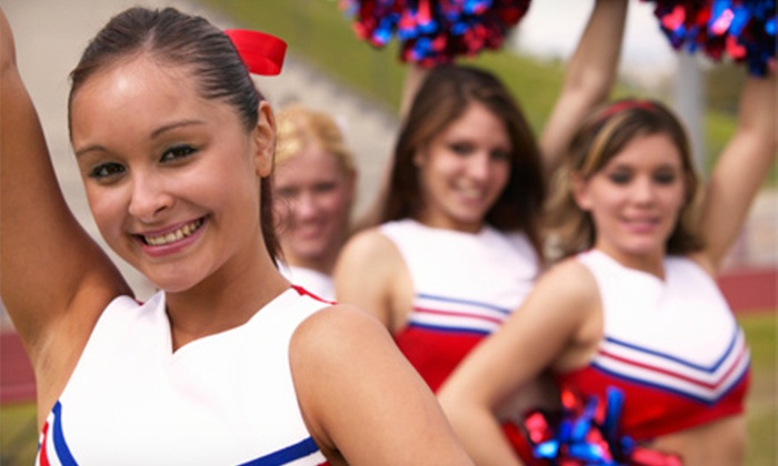 Empire Elite All-Star Cheer - Wilshire Ridge: $28 for $50 Worth of Cheerleading Practice at Empire Elite All-Star Cheer