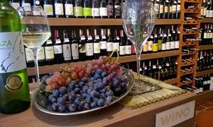 Wino Plus: Warsztaty dla koneserów z degustacją i przekąskami dla dwojga za 169,99 zł i więcej w Wino+ (-43%)