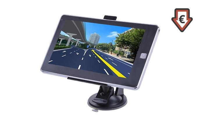 GPS HD Multimédia 5 ou 7 pouces,dès 59 €