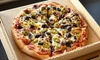 Pizza Place at Smokin Joes Pizza And Grill - Footscray