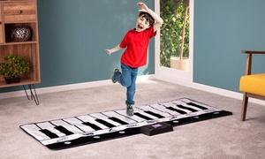 Piano géant pour pieds