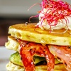 Brunch with Free-Flowing Bubbly