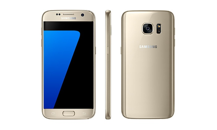 samsung galaxy s7 32 gb reconditionn groupon. Black Bedroom Furniture Sets. Home Design Ideas