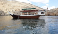 Musandam Tour for One Child or One or Two Adults with Lima Coast Diving & Tourism