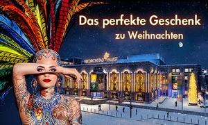 """Friedrichstadt-Palast: 1 Ticket für """"THE ONE Grand Show"""" mit Kostümen von Jean Paul Gaultier im Friedrichstadt-Palast (bis zu 47% sparen)"""
