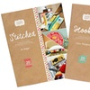 Hooked and Stitched Craft Book Bundle (2-Piece)