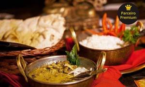 Sharin: Almoço indiano para 1, 2 ou 4 pessoas no Sharin – Auxiliadora